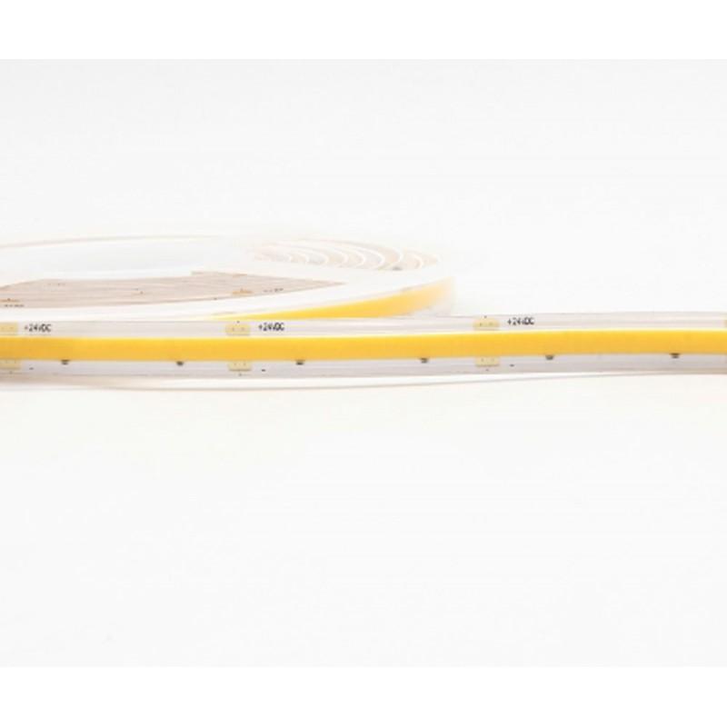 COB LED Streifen 15Wm 12mm IP67 CRI90 Rolle mit 5 Meter