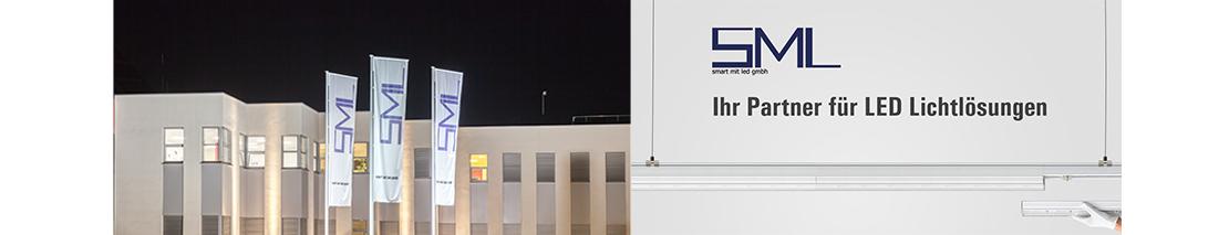 sml led - smart mit led gmbh - Ihr Partner für LED Lichtlösungen