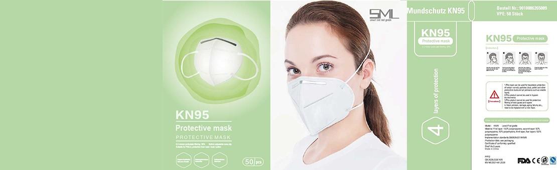 KN95 FFP2 Maske